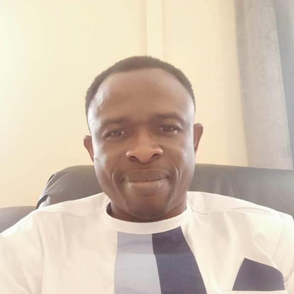 Pastor Samuel Oshinfodunrin