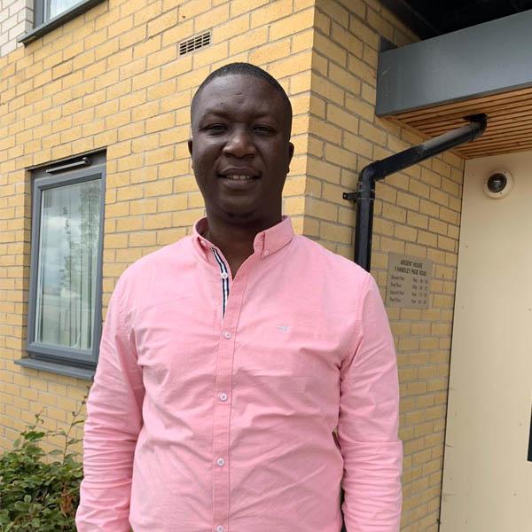 Deacon Akindele Mormah
