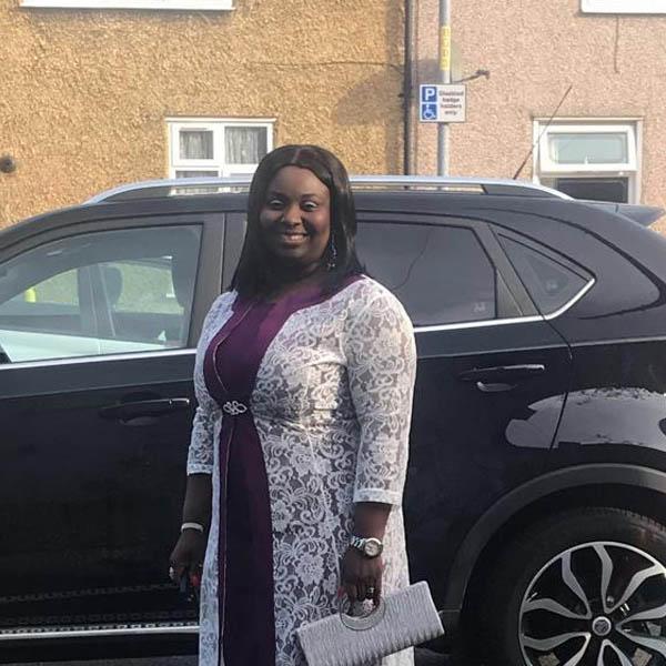 Deaconess Lawrencia Akosua Sika